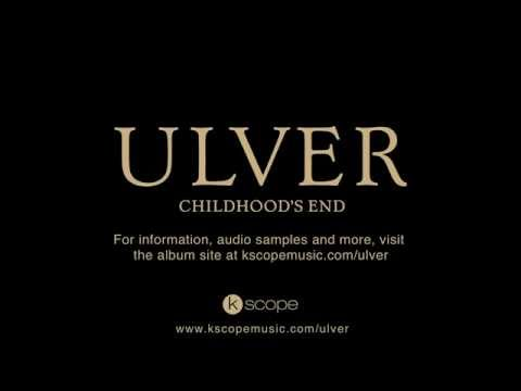 Ulver - Childhood's End - Interview to Kristoffer Rygg