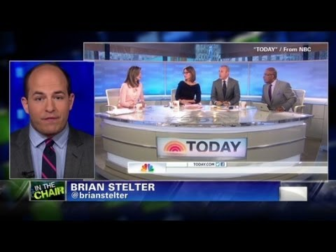 Brian Stelter on the morning TV wars
