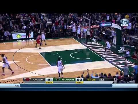 Mike Dunleavy game-winning 3-pointer