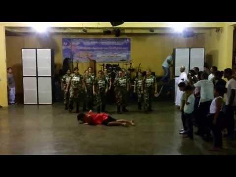 Coreografia A IGREJA VEM - ANDERSON FREIRE (IGREJA CRISTÃ PRESBITERIANA EM SEPETIBA)