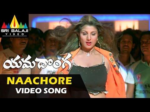Yamadonga Video Songs   Nachore Nachore Song   Jr.NTR, Rambha   Sri Balaji Video