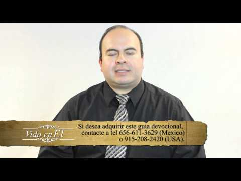 Vida en Él Martes 17 Septiembre 2013, Pastor Joshua Bencomo