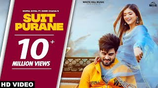 Suit Purane Shipra Goyal Inder Chahal Video HD Download New Video HD