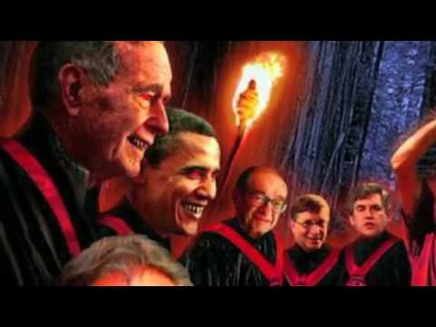 Satanic Sacrifice - Illuminati Rituals - Anthony J Hilder