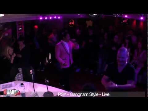 PSY - Gangnam Style - Live - C'Cauet sur NRJ