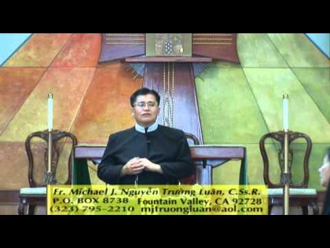 Đường  Vào Thánh Kinh, 18-10-2009, Mc 10:35-45. Cha Nguyễn Trường Luân