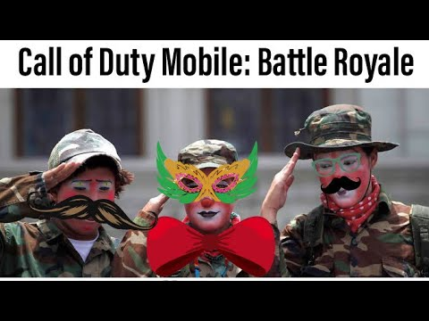 COD Mobile: Battle Royale Helicopter Strategy Funny Moment part 2
