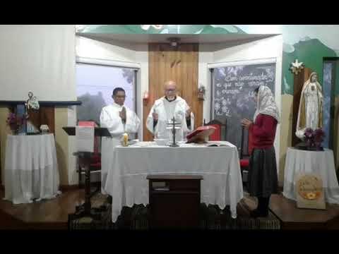 Santa Missa | 22.04.2020 | Padre José Sometti | ANSPAZ