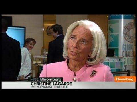 Christine Lagarde: Default Would Put Global Economy at Risk