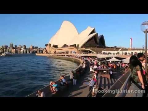 Sydney - Thành phố cảng tươi đẹp của nước Úc