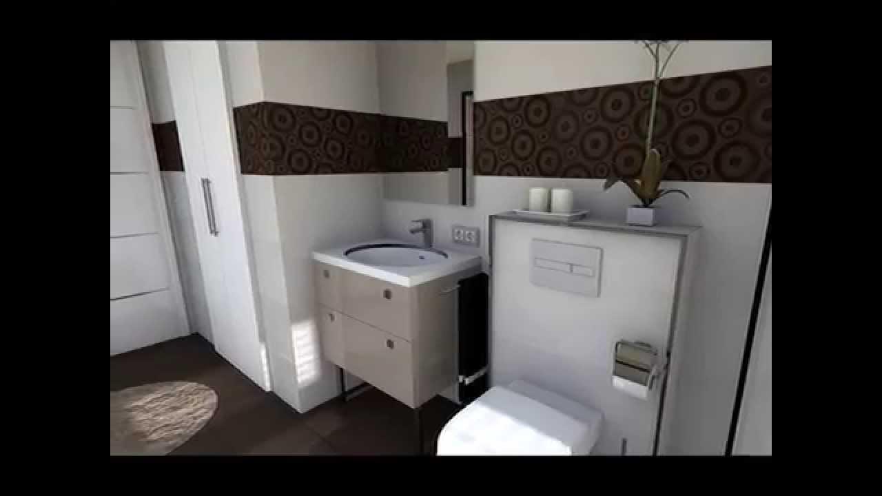 Dise o interior proyectos para cuartos de ba o youtube - Cuartos de bano de diseno ...