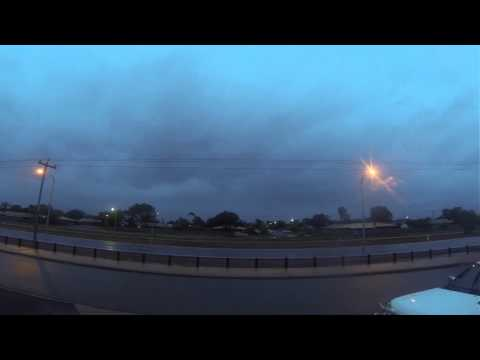 Cyclone Christine Karratha