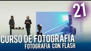 Curso de fotografía: El flash
