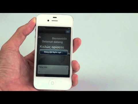Tinhtevn - Trên tay iPhone 4S