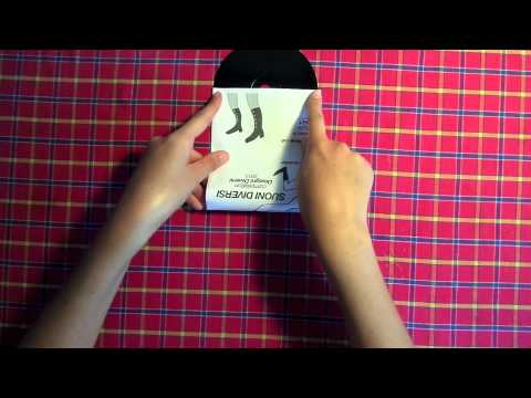 Thumbnail of video Tutorial Cover Origami per Suoni Diversi 2013