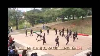 Jovens mineiros v�o representar o Brasil em Mundial de Gin�stica