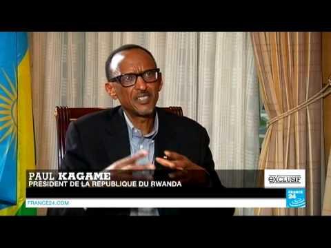Exclusif : Le président Kagame confie sa vision du génocide rwandais