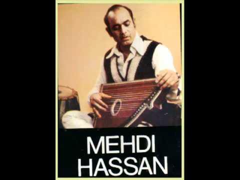 mehdi hassan live -   ya to afsar mera shahana banaya hota