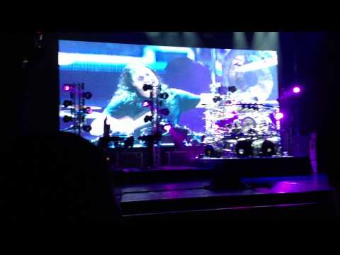 Dream Theater - Mike Mangini drum solo (Singapore 2 May 2012)