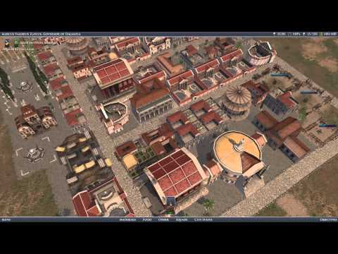 Let's Play Grand Ages: Rome 38 (Building The Economy, Riches Everywhere, Circus Maximus)