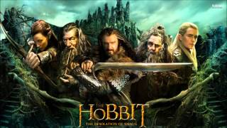 The Hobbit: The Desolation Of Smaug ( Full SoundTrack List