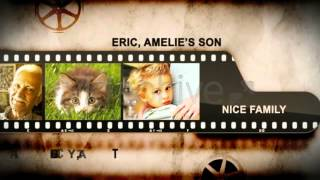 Free After Effects Template Album Memories Old FIlm Look