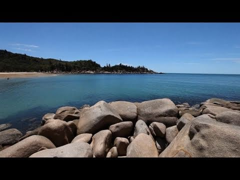 Holiday travel video guide for Townsville, Queensland Australia