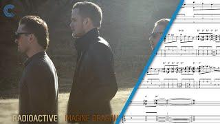 Radioactive Imagine Dragons Oboe Sheet Music, Chords