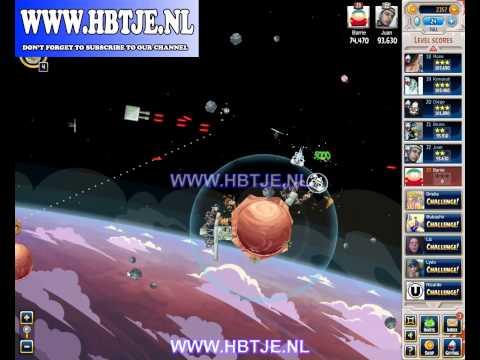 Angry Birds Star Wars Tournament Level 5 Week 51 (tournament 5) facebook