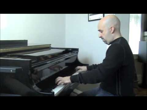 2 Minute Jazz Piano #1: Diminished Scales