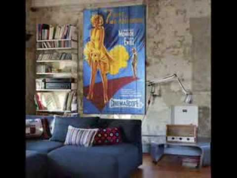 Decoracion vintage cuadros con palets youtube for Decoracion con palets