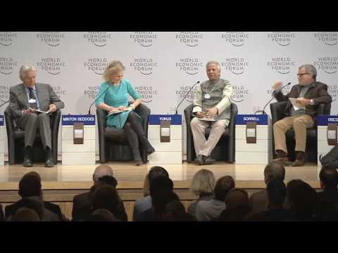 Davos 2014 - Open forum - Ethical Capitalism - Worth a Try?