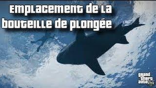 TUTO-GTA V : Comment Avoir La Bouteille De Plongée