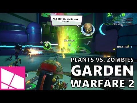 Plants vs Zombies: Garden Warfare 2 - Review