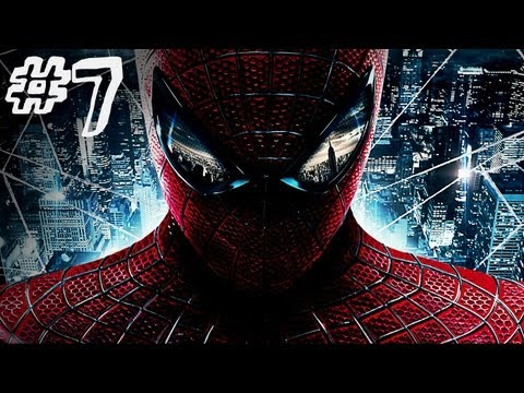 The Amazing Spider-Man - Gameplay Walkthrough - Part 7 - THE CRAZIES (Video Game)