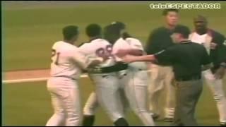 Top 10 De Las Mejores Peleas Del Baseball