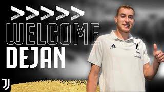 ✨ WELCOME DEJAN! | Kulusevski Tours Juventus Museum & Allianz Stadium | Juventus