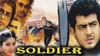 Main Hoon Soldier Full Length Action Hindi Movie