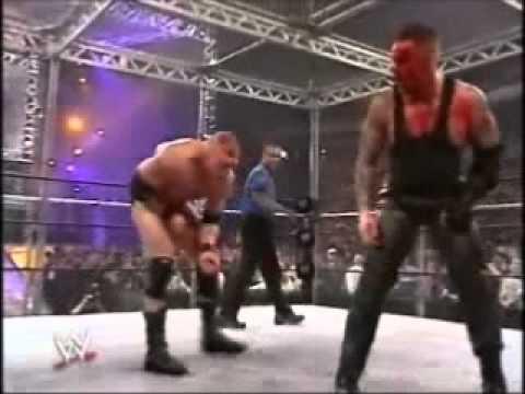 Undertaker Vs Brock Lesnar No Mercy 2002 WWE Brock Lesnar vs Un...