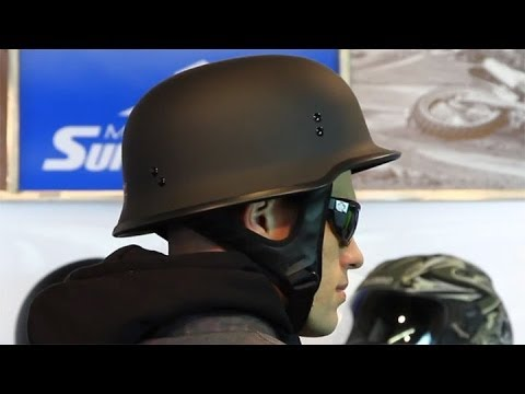 Fly Racing 9MM Helmet from Motorcycle-Superstore.com