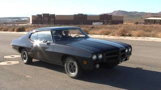 72 Pontiac LeMans