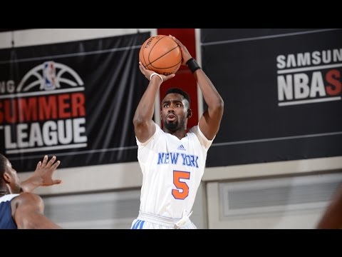 Summer League: D-League Selects vs New York Knicks