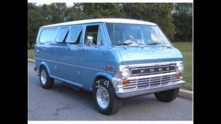 History of the Ford Econoline