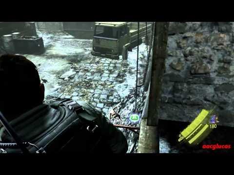 Resident evil 6 Infierno Campaña Chris Capitulo 2 Rango S (1/2)