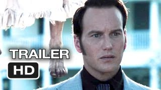 The Conjuring Official Trailer #2 (2013) Patrick Wilson