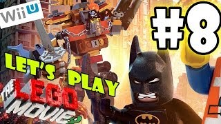 Let's Play LEGO Movie Part 8: Flatbush Rooftops Complete