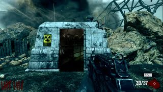 Black Ops 2 How To Open The Fallout Shelter Possibly