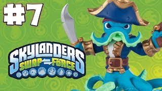 SKYLANDERS SWAP FORCE GAMEPLAY WALKTHROUGH PART 7