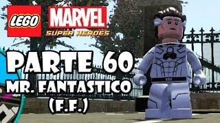 LEGO Marvel Super Heroes Guía Desbloqueo De Personajes