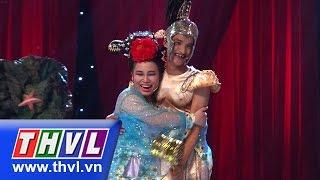 THVL | Cười xuyên Việt (Tập 9) - Vòng chung kết 7: Mỹ nhân ngư - Lê Thị Thùy Trang
